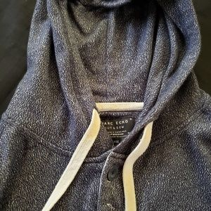 Marc Ecko cut & sew long sleeved hoodie x-large